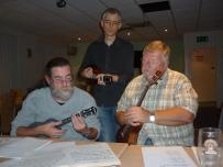 Club Night 22/09/09 - Rufus, James & Chris