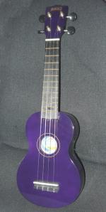 Jeanette's Purple Mahalo Uke