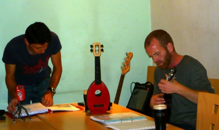 Bonza Club Night 2012 - Simon & Steve