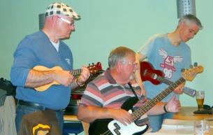 Bonza Club Night 2012 - John, Chris & James