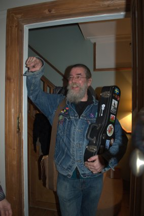 PLUC At Simon's 40th - Uncle Rufus