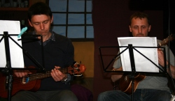 Pratts Bottom 2013 02 - Simon & Colin