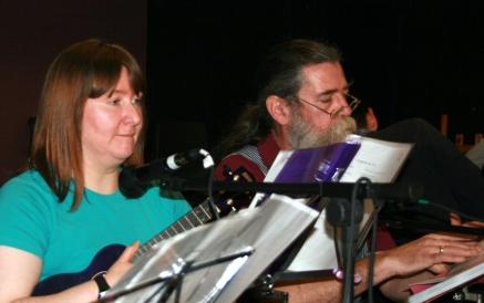 Pratts Bottom 2013 05 - Jeanette & Rufus