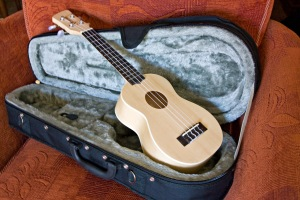 Alan Forster's Brunswick Blonde Solid Top Soprano 2