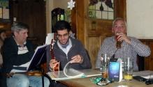 Xmas Strumalong 2013 - 03 Kev, Dan & Ed 01