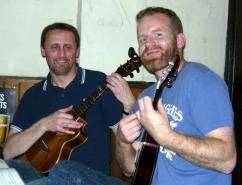 Xmas Strumalong 2013 - 06 Colin & Steve 01