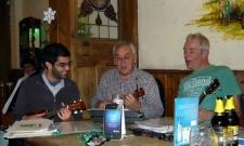 Xmas Strumalong 2013 - 08 Dan, Ed & Jos 01