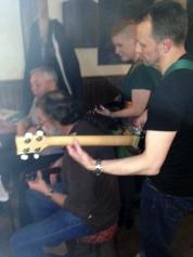 Xmas 2014 - 03 Ed, Rufus, Liz & Colin 01
