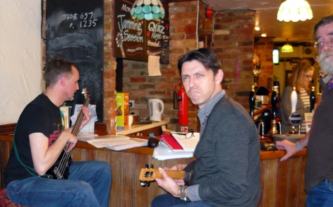 Xmas 2014 - Colin, Simon & Rufus 01