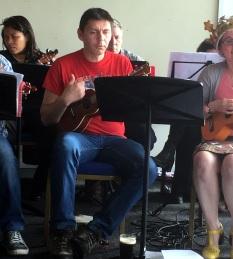 Sheila's 50th - Tina, Simon, Kev & Sheila