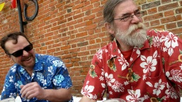 Pratts Bottom 2016 21 - Bob & Rufus