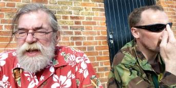 Pratts Bottom 2016 25 - Rufus & Colin