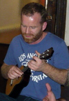 Steve H with uke
