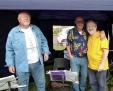 Pratts Bottom 2017 - Chris, Steve & Andrew