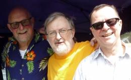 Pratts Bottom 2017 - Steve, Andrew & Bob