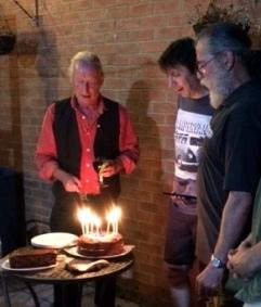 PLUC10 Cake - Dave S, Simon & Rufus 1