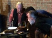 PLUC10 Cake - Dave S, Simon & Rufus 2