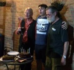PLUC10 Cake - Dave S, Simon & Rufus 4