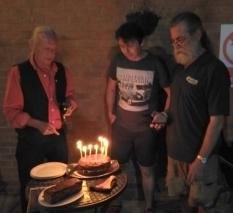 PLUC10 Cake - Dave S, Simon & Rufus 5