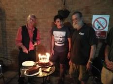PLUC10 Cake - Dave S, Simon & Rufus 6
