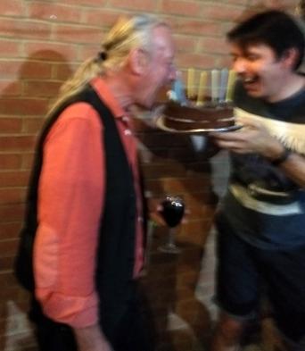 PLUC10 Cake - x Dave S & Simon