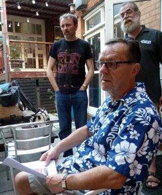 PLUC10 Colin, Bob & Rufus