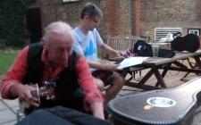 PLUC10 Dave S & Richard