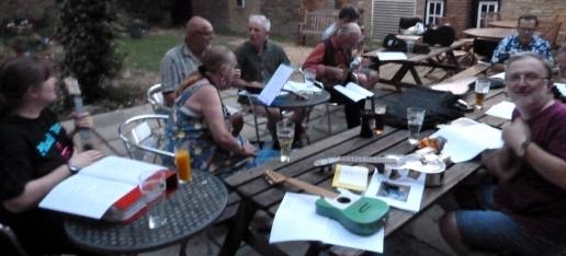 PLUC10 Jeanette, Steve, Gail, Jos, Dave S, Richard, Bob & Andrew