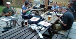 PLUC10 Jos, Richard, Simon, Bob, Rufus & Colin