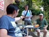 PLUC10 Simon, Richard & Jos