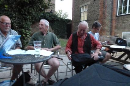 PLUC10 Steve, Jos, Dave S & Richard 1