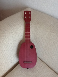 Dave Parnell's Holiday Uke