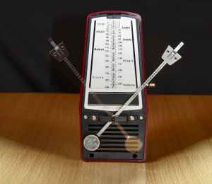 Metronome - get a free practice guide from Fiona Berry